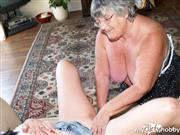 SEX4ALL – Spanking from Grandma