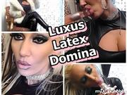 Aileen-Taylor – Wunschvideo/ Luxus Latex Domina