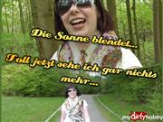 Lilly-Loveshot – Die Sonne blendet… (Spermawalk)