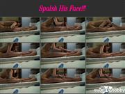 dirty-esmeralda – Splash His Face!