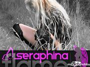 seraphina-flame – in den Wald gepisst
