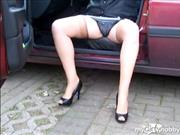 Nylon-Betty – Parkplatz-Walk