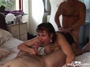SEXbombKAY – I love being spit roasted
