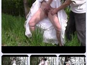 bondageangel – Humiliated, tied up and peeing bride