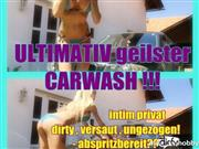 Sexxy-Angie – Ultimativ geilster CARWASH !!!