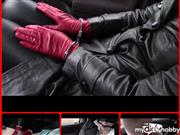 bondageangel – Hand job in the car V.