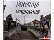 Double_Trouble – Start up Troubleday