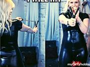 LadyKarame – Volltreffer – I will hit the right spot!