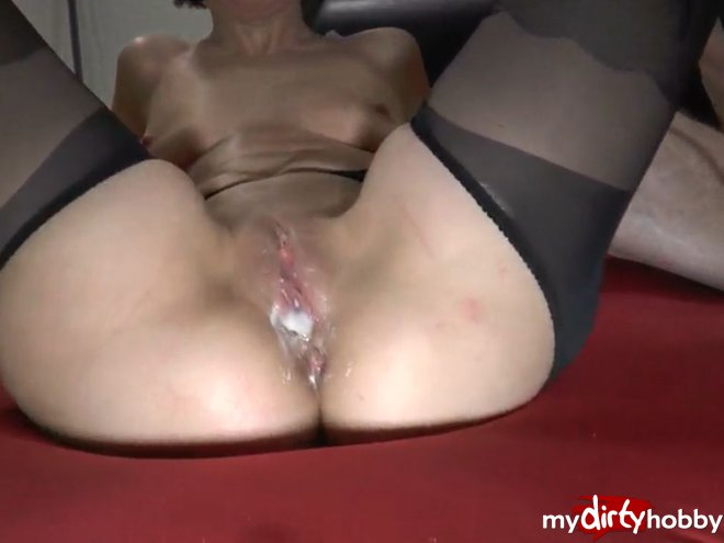 Creampie Party Video 44