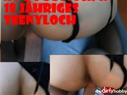 TommyTuxedo – AO Doggyfick in 18 jähriges Teenyloch