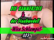Siva-maus95d – Die Zofe & Staubwedel! -WIXS Schlampe-