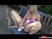 Gabriela-Bitch – Dildofick Outdoor