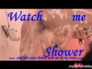 aslasta – Watch me shower again