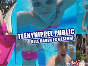 Thessasweet – TEENYNIPPEL PUBLIC
