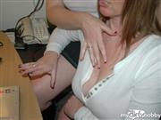 Brandi69 – Horny girls at work Part 1