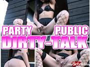 CRAZY-KATE – PARTY PUBLIC DIRTY-TALK
