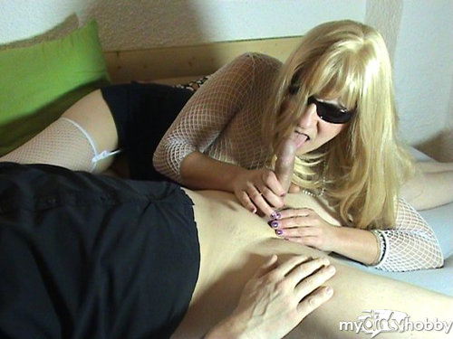 healthymale - White Nylons 2