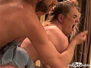 PascalsSubSluts – Young slut CARLY: DOGGY-SPEARED standing up