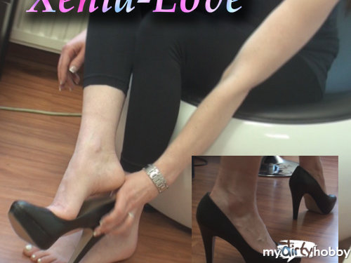 Xenia-Love - Fan von High-Heels?