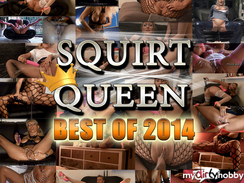 LanaVegas - SQUIRT-QUEEN – BEST OF 2014