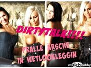 LouJaxx – Wetlook Ärsche – DIRTYTALK