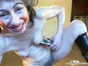 Estina54 – Performing Hand And Blow Job With A Phone