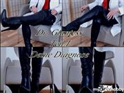 hot-nicole – Dr. Giantess Teil 1 – Deine Diagnose