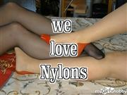 Brandi69 – we love Nylons