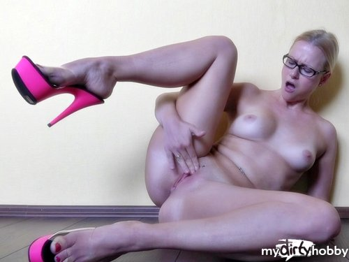 Blondehexe Squirt