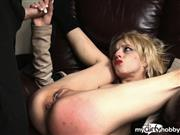 PascalsSubSluts – Very hard spanking for nasty bitch APRIL (RP)