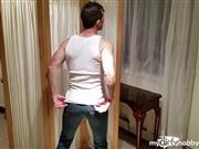jockerguy – Guy Checking Himself Out In Tight Jeans