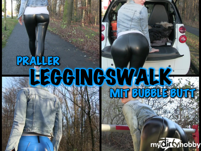 Bubble Butts und Elefanten Esel