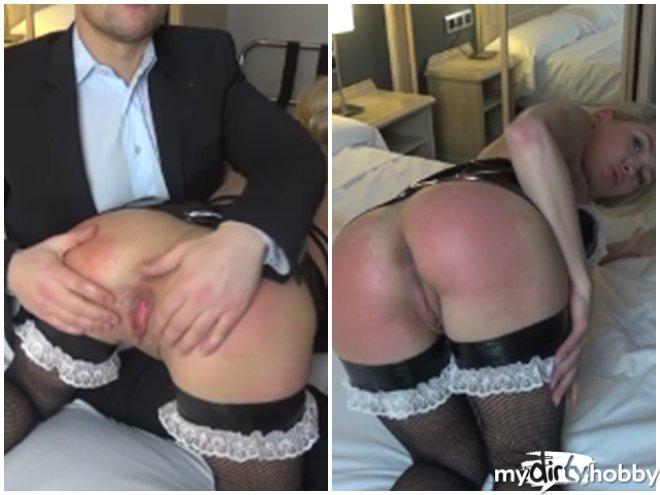 frauen in strapsen rollenspiele spanking