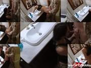 Wet-Kelly – toilet sex in a swing party