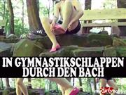 GypsyPage – IN GYMNASTIKSCHLAPPEN DURCH DEN BACH