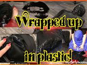 LadyKarame – Wrapped up in plastic