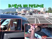 Mr_MrsHot – Blowjob am Parkdeck