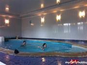 RussianBeauty – SUPER SALE!!! 52 min we are together in pool naked