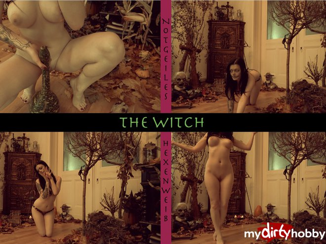 Alissa-Noir in The Witch...