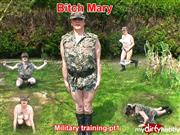BitchMary – Military training pt1