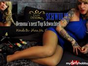 Lady_Demona – Demona´s next Top Schwuchtel! Werde Bi Nutte Nummer 1| by Lady_Demona