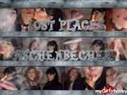Dominique-Plastique – Lost Places Aschenbecher