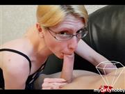 Didi-Diamond – User sein allererster Blowjob